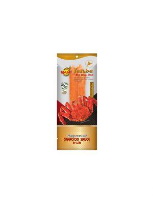 คานิ แฟมิลี่ ทาราบะ เรด คิงแครบ 60 กรัม (แถมฟรี น้ำจิ้มซีฟู๊ด) ( ครึ่งกล่อง )