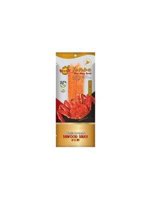 Taraba Red King Crab 60g.(Seafood Sauce 10 ml.) ( half box )