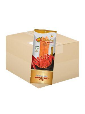 คานิ แฟมิลี่ ทาราบะ เรด คิงแครบ 60 กรัม (แถมฟรี น้ำจิ้มซีฟู๊ด) ( 1 กล่อง )
