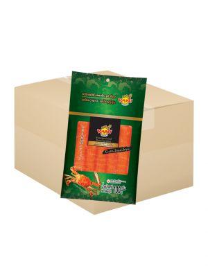 คานิ แฟมิลี่ แครปโตะ ซูชิ  100 กรัม (แถมฟรี โซยุ+วาซาบิ)  ( 1 กล่อง )