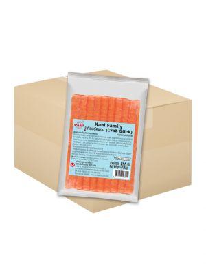 ปูอัด คานิแฟมมิลี่ 500 กรัม ( 1 กล่อง )