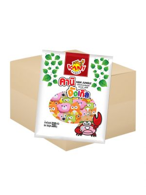 คานิ จังเกิ้ล 500 กรัม ( 10 กล่อง )