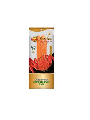 คานิ แฟมิลี่ ทาราบะ เรด คิงแครบ 60 กรัม (น้ำจิ้มซีฟู๊ด) ( 1 แพ็ค )