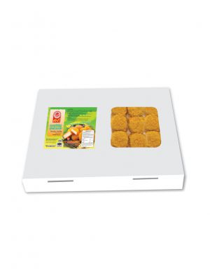 BREADED SCALLOP 500G. ( half box )