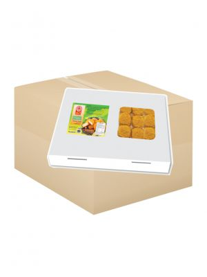 BREADED SCALLOP 500G. ( 10 boxes )