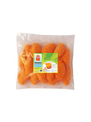 BREADED CRAB CLAW FANCY/IQF/500 G. ( half box )