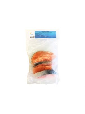 TROUT SALMON PORTION CUT  500G. ( 1 pack )