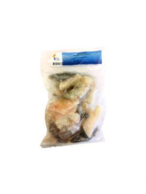 ปลากะพงหั่นชิ้นประมาณ 30 กรัม/ชิ้น ( 1 แพ็ค )
