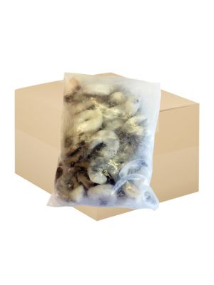 กุ้งขาวปลอกเปลือก ( 1 กล่อง )