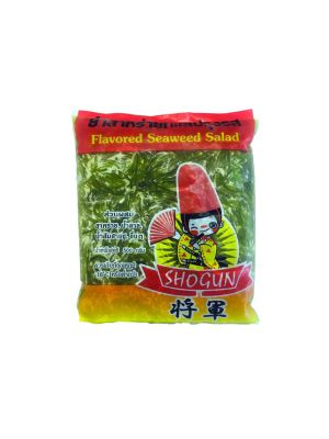 FLAVORED SEAWEED SALAD 500G.( half box )
