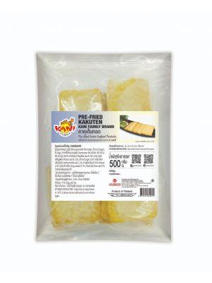 Pre-fried  Kakuten 500 g ( 1 Half-Carton )