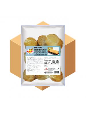 มารูเต็นผสมผักทอด 500 กรัม ( 10 กล่อง )