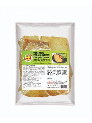 คาคุเต็นผสมผักทอด 500 กรัม ( 1 แพ็ค )