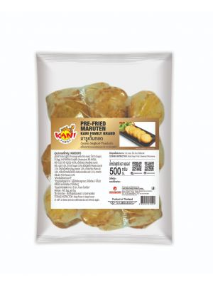 Pre-fried  Maruten  500 g ( Half-Carton )