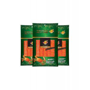คานิ แฟมิลี่ แครปโตะ ซูชิ  100 กรัม (แถมฟรี โซยุ+วาซาบิ)  ( 3 แพ็ค )