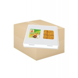 หอยเชลล์ชุบเกล็ด 500G ( 1 กล่อง )