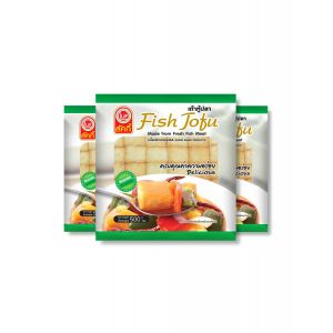 Surimi Pre-fried Tofu 500G. ( 3 packs )