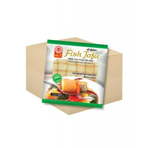 Surimi Pre-fried Tofu 500G. ( 1 box )